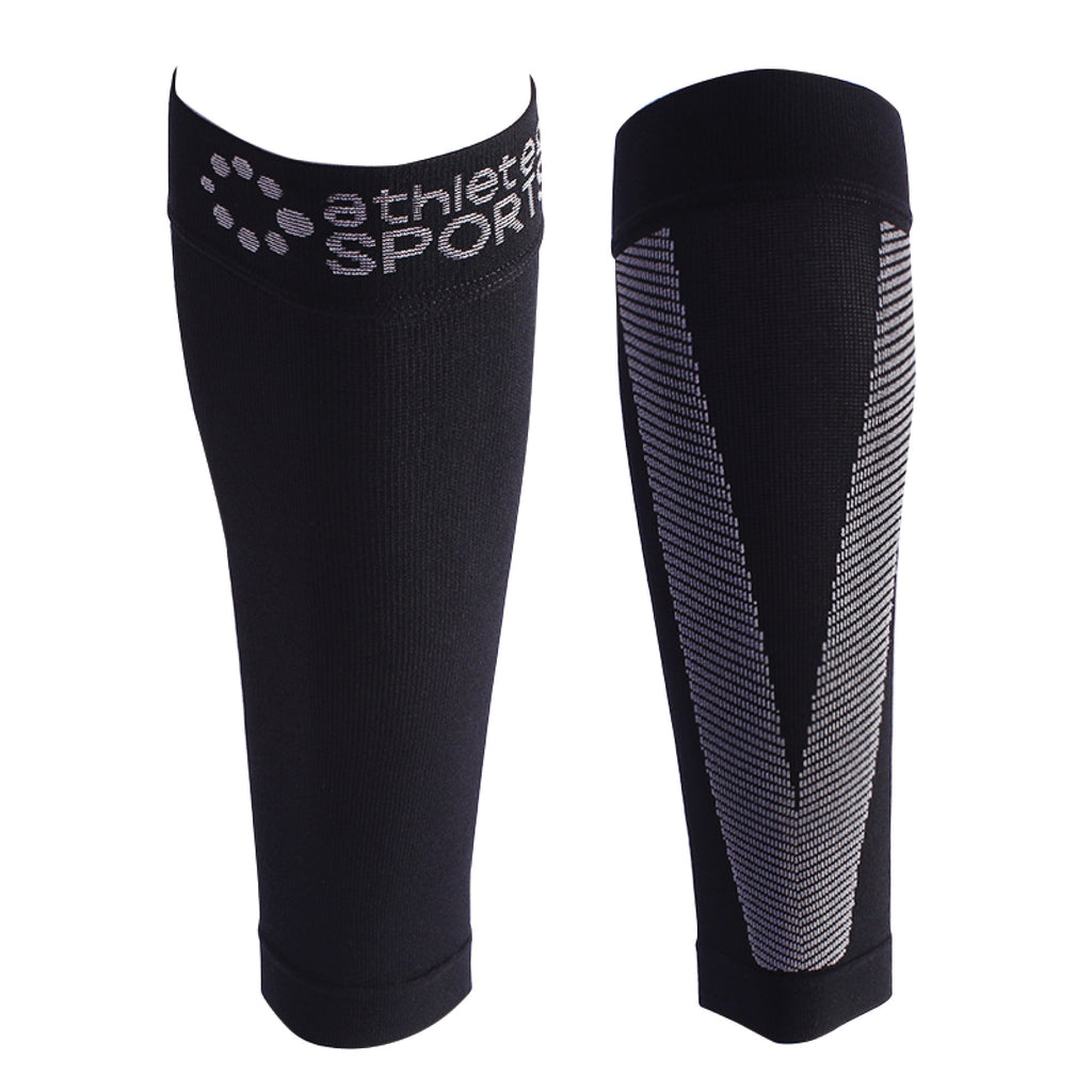 Compression Calf Sleeves - Black