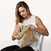 Small Travel Pillow - Beige - Bucky - 7
