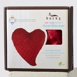 Travel Size Heart Warmer Pillow Red - Bucky - 4