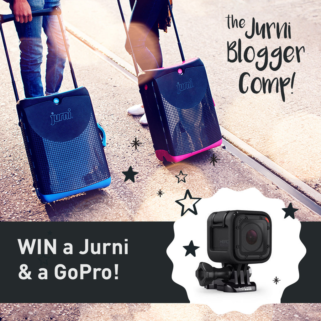 The Jurni Blogger Competition!