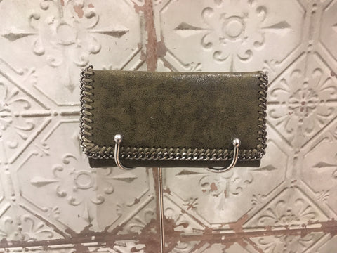 Stella Inspired Purse - Khaki