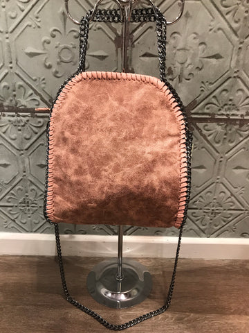 Stella McCartney chain style bag - medium pink