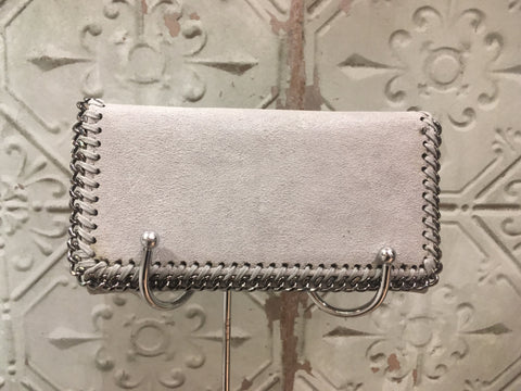 Stella Inspired Purse - Grey
