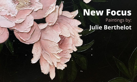 New Focus - New Artwork by Julie Berthelot