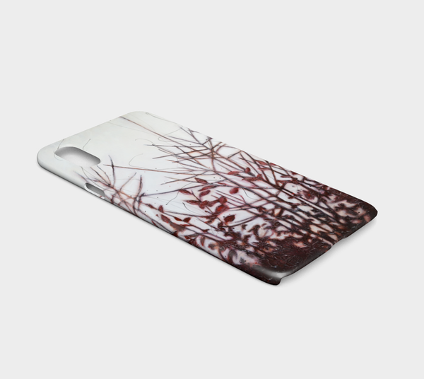 Leaves of Red - iPhone X case