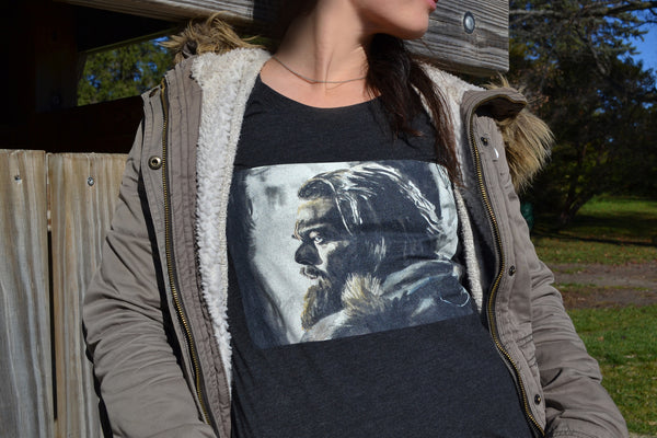 The Revenant - Ladies' short sleeve t-shirt
