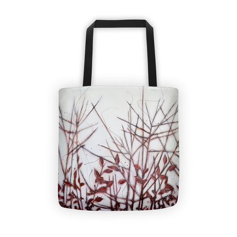 Leaves of Red - Tote bag