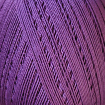 Bassoon Reed Thread Wrapping (260m, cotton) - Purple