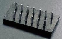 Chiarugi Reed Drying Board with 13 Fixed Oboe Mandrels
