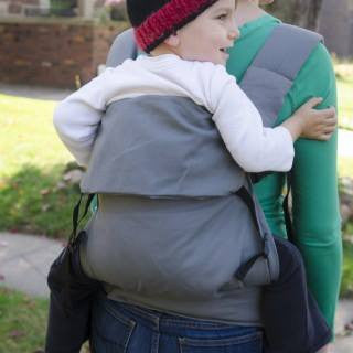 Toddler Size Action Baby Carriers