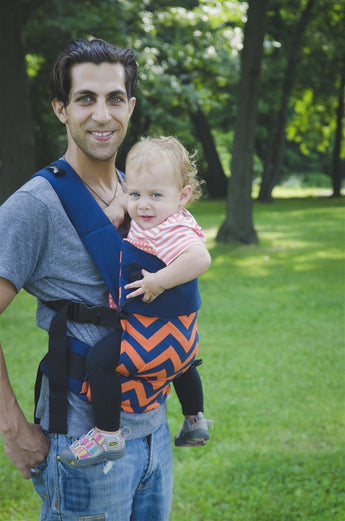Roar Action Baby Carrier