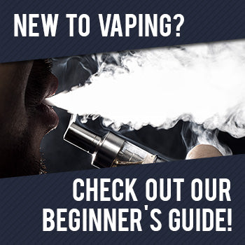 beginner's guide to vaping 101