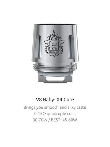V8 Baby X4 Core (Coil)