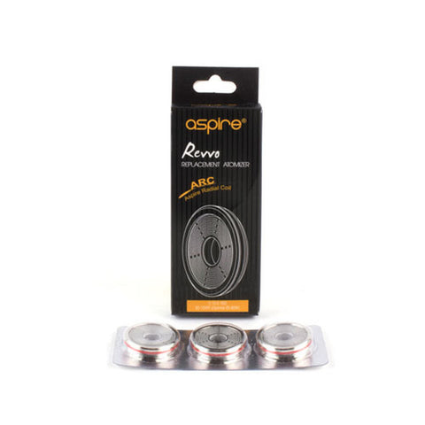 ASPIRE REVVO ARC REPLACEMENT COILS - 3 Pack