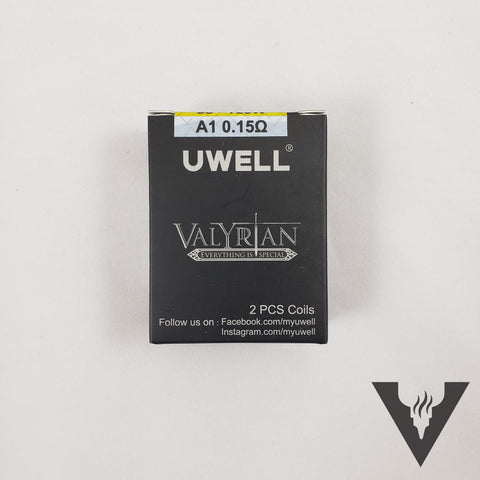 UWELL Valyrian coil A1 (0.15ohm)