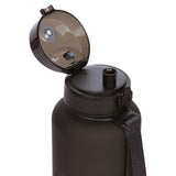 Sports Water Bottle - 50 oz - Black