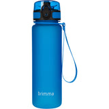 Sports Water Bottle - 18 oz - Blue