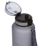 Sports Water Bottle - 50 oz - Grey