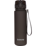 Sports Water Bottle - 18 oz - Black