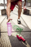 Sports Water Bottle - 18 oz - Pink
