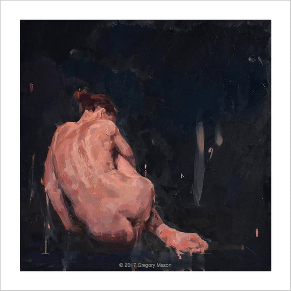 Gregory Mason Giclee Artists Prints - Nude