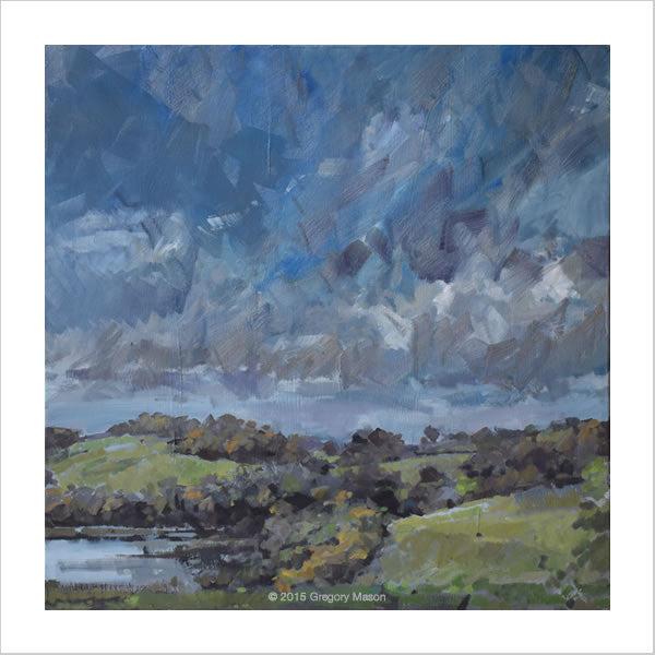Sky Arts Landscape Artist of the Year - Greg Mason