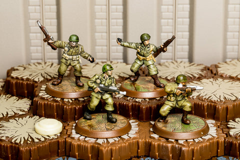 Airborne Elite - Unique Squad-All Things Heroscape