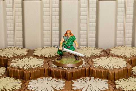Alastair MacDirk - Unique Hero-All Things Heroscape