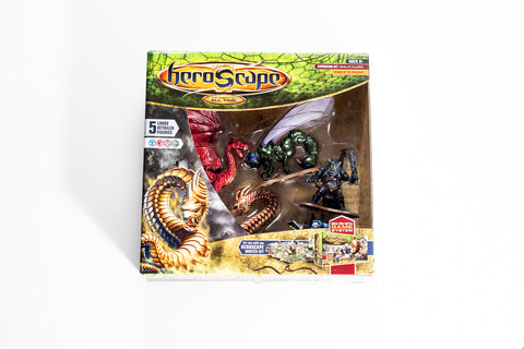 Aquilla's Alliance Figure Expansion - NEW!-All Things Heroscape