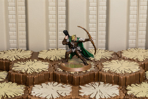 Brandis Skyhunter - Unique Hero-All Things Heroscape
