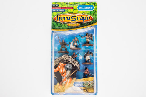 Braves & Brawlers Figure Expansion - NEW!-All Things Heroscape