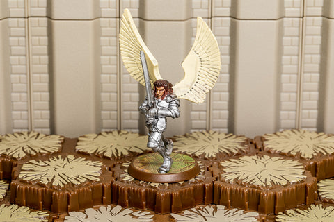 Concan the Kyrie Warrior - Unique Hero-All Things Heroscape