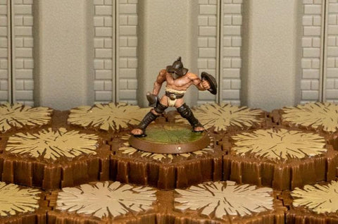 Crixus - Unique Hero-All Things Heroscape