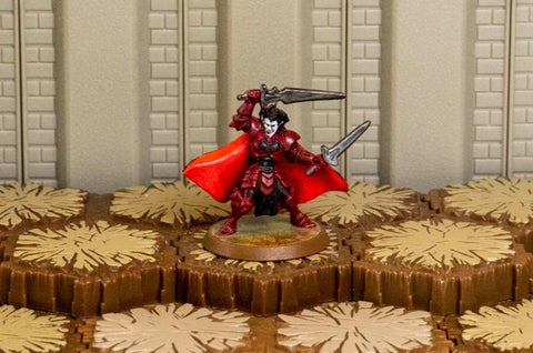 Cyprien Esenwein - Unique Hero-All Things Heroscape