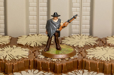 Deadeye Dan - Unique Hero-All Things Heroscape