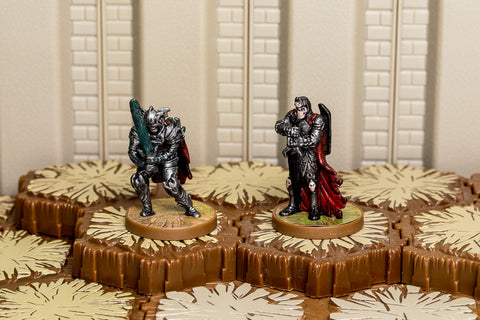 Death Knights of Valkrill - Common Squad-All Things Heroscape