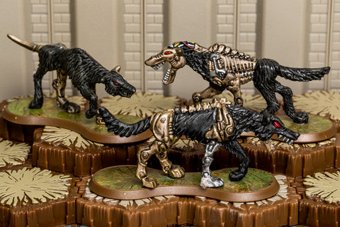 Deathstalkers - Common Squad-All Things Heroscape