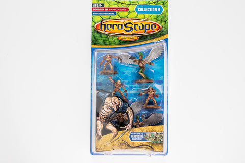 Dividers and Defenders - NEW!-All Things Heroscape