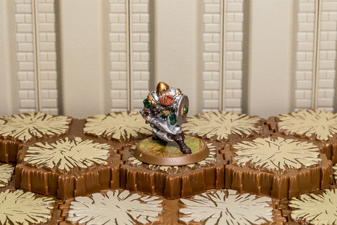 Eldgrim the Viking Champion - Unique Hero-All Things Heroscape
