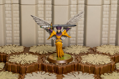 Empress Kiova - Unique Hero-All Things Heroscape