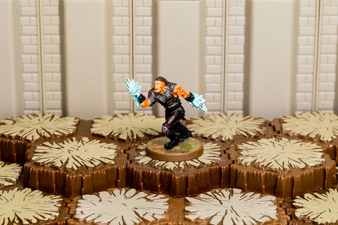 Evar Scarcarver - Unique Hero-All Things Heroscape