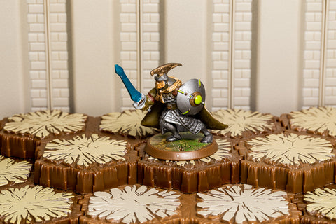 Finn the Viking Champion - Unique Hero-All Things Heroscape