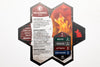 Fire Elemental - Common Hero-All Things Heroscape