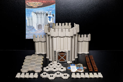 Fortress of the Archkyrie - Terrain Expansion Set-All Things Heroscape