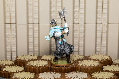 Frost Giant of Morh - Uncommon Hero-All Things Heroscape