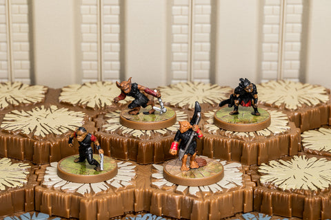 Goblin Cutters - Common Squad-All Things Heroscape
