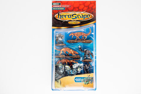 Gorillas and Hounds - NEW!-All Things Heroscape