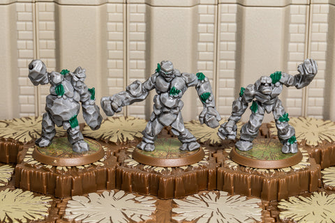Granite Guardians - Common Squad-All Things Heroscape