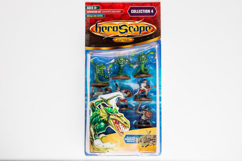 Greeks & Vipers Figure Expansion - NEW!-All Things Heroscape