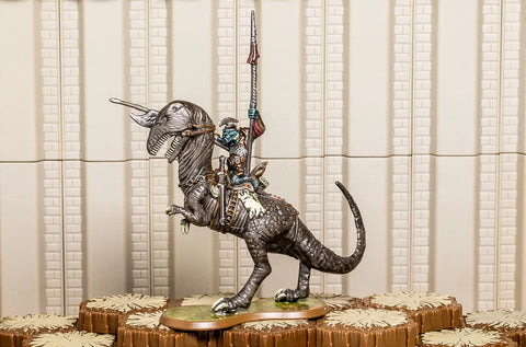 Grimnak - Unique Hero-All Things Heroscape